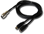 PS/2 splitter cable