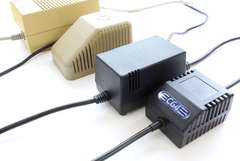 C64 PSU Classic Black UK