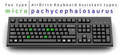 AirDrive Keyboard Assistant Wi-Fi