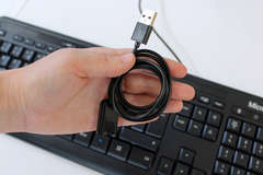 AirDrive Forensic Keylogger Cable
