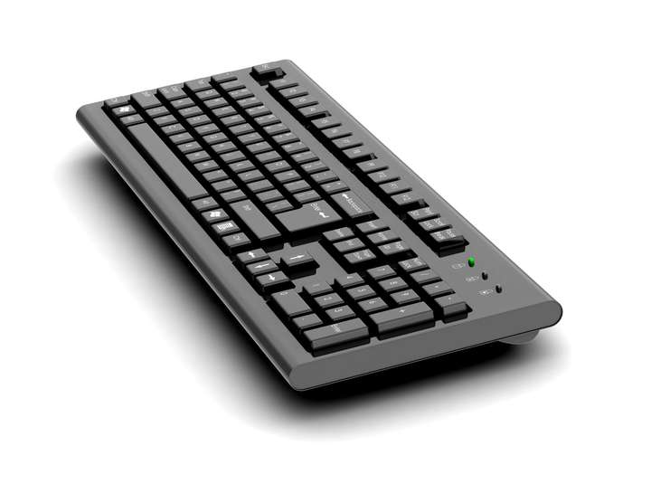 Forensic Keylogger Keyboard