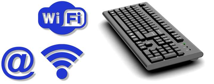 Forensic Keylogger Keyboard Wi-Fi - The Pro version advantage