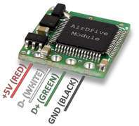 AirDrive Forensic Keylogger Module