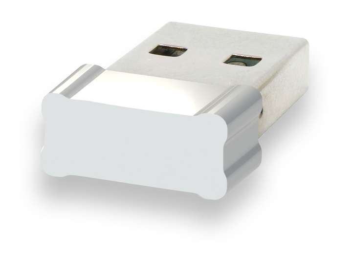 AirDrive Mouse Jiggler White - Jigglers in forensic applications