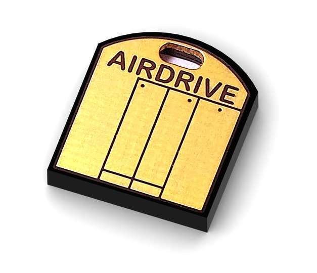 AirDrive Mouse Jiggler Gold - Simple solution