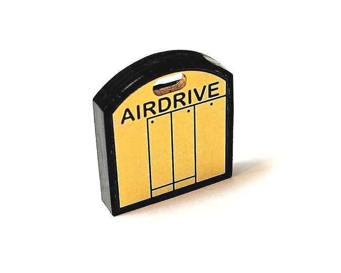 AirDrive Mouse Jiggler Gold - Essential in corporate environments
