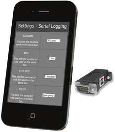 AirDrive Serial Logger - Quick configuration